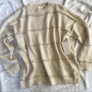 Knitted sweater (Dreamers LA)